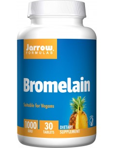 Bromelain Jarrow Formulas