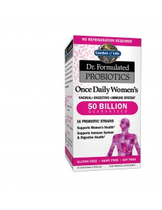 Garden of Life Dr Formulated Probiotics Once Daily Women's - 30 vcaps